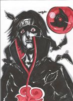 Itachi Colors by Dericules