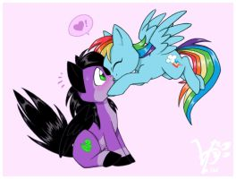 Surprise Smoochies by espie