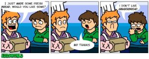 EWcomics No. 16 - Bread by eddsworld