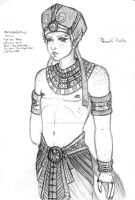 Egyptian Pruflas by BloodRed-Orchid