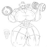 muscle peach traning by gofenix