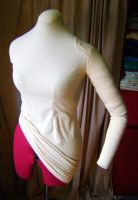 Mannequin de couture by Emillye