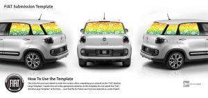 Fiat Flowers by FractalBee