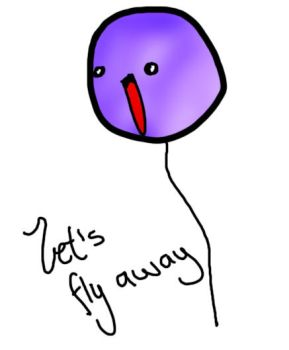 Let's fly away by thelemos