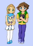 boy and girl walking by kittygriffin