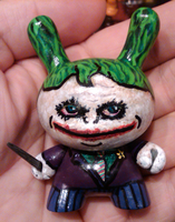 Joker Dunny - Custom by howardhowitzer