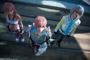 FFXIII-2: The Future by playingsonrepeat