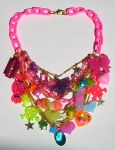 Glam Sugar Trash Crunch neckla by pinkminx