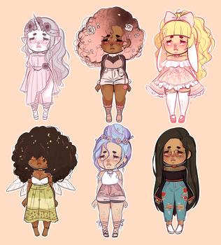 some more aesthetic adopts!! closed by cueen