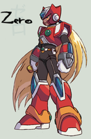 Zero Command Mission by rockman-forte