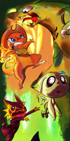 PMD-E: Back to the Past by PsyDoktor