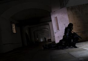 Spetsnaz at a Sanatorium by Sandgrinder