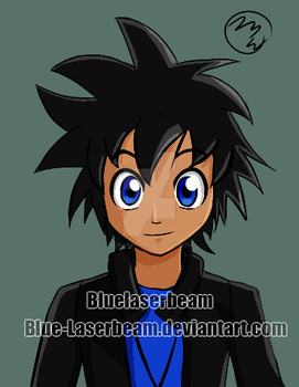 Zack Cell Shade 2 by Blue-Laserbeam