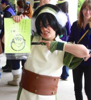 Toph - Avatar: The Last Airbender by Cory-Hate