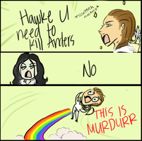 DAII MURDUR- Grab my meme by Chloe-The-Great