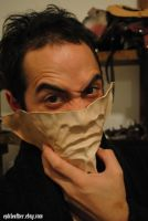 Leather Face Experiement 1 by Epic-Leather