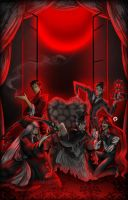 Blood Moon by madelezabeth