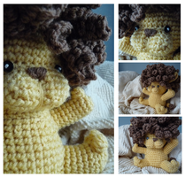 Dandy the Lion by chickygrrl