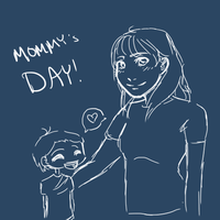 Moms day by pic-a-day
