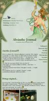 Absinthe Journal FREE by Sarnika