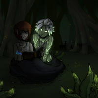 Heart Of The Forest by TheseWeirdFishes