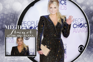 Photopack 7175 - Meghan Trainor by BestPhotopacksEverr