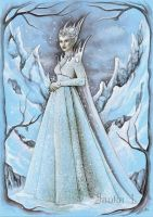The Snow Queen by JankaLateckova