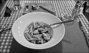 Penne by sags