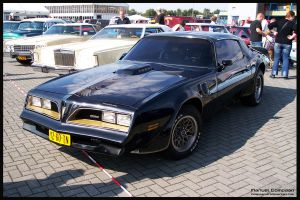 1978 Pontiac Firebird Trans Am by compaan-art