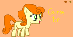 Filly Carrot Top (Golden Harvest) by RainbowDashWhales