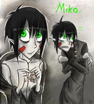 Miko by Corpse-boy