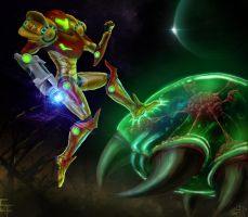 Metroid for GameOne contest by free4fireYouTube