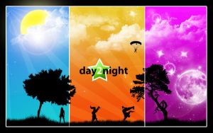 day2night by velitchko