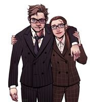 Eggsy yes by RinGreen