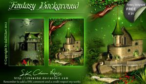 Fantasy Background v31 by SK-DIGIART