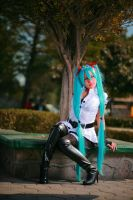 Miku World is Mine by RinaMx