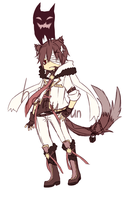 Adoptable Noxlan #1 : Auction CLOSED by Haru-run