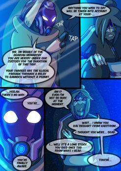 Mass Effect: Resurrection Rannoch Page 46 by TidyWire