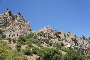 The Castle of Kyrenia by LiveLongButLOL
