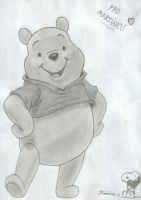 Winnie the Pooh by numennes