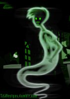 That Ghost Kid by Shaed-Knightwing