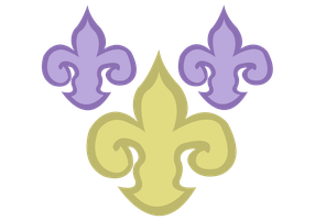 Fleur De Lis's Cutie mark by InternationalTCK