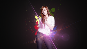 Jessica Wallpaper 20121111 1080p by FrustratedDesigner