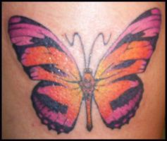 Butterfly tattoo2 by hellcatmolly