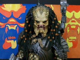 Hot Toys Celtic Predator Unmasked by ShadowPredator2012
