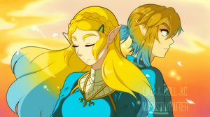 Breath of the Wild by MadAsThyHatter
