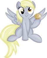 PFD8 Derpy Hooves by Rayodragon