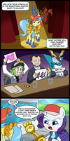 Pokemans Diamond: Beauty Contest by CSImadmax