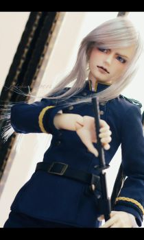 Silver haired by J-Rhapsodies