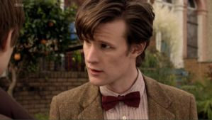 The Doctor, Matt Smith by SpyroGirlCazy